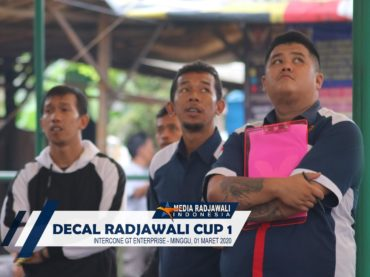 Suksesnya Event Decal Radjawali Cup 1 Intercone GT